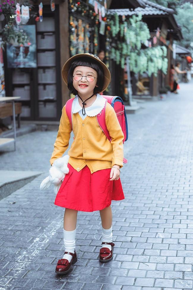 Bộ ảnh nhóc Maruko hồn nhiên, lí lắc xuất hiện ngay giữa Hà Nội khiến cộng đồng mạng ngả nghiêng - Ảnh 14.