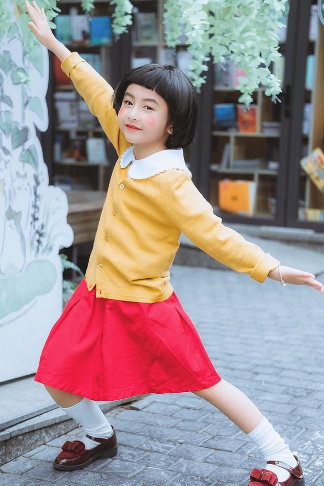 Bộ ảnh nhóc Maruko hồn nhiên, lí lắc xuất hiện ngay giữa Hà Nội khiến cộng đồng mạng ngả nghiêng - Ảnh 16.