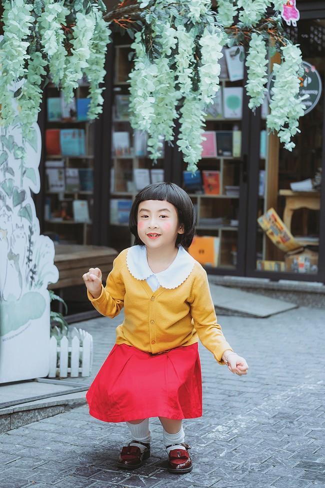 Bộ ảnh nhóc Maruko hồn nhiên, lí lắc xuất hiện ngay giữa Hà Nội khiến cộng đồng mạng ngả nghiêng - Ảnh 17.