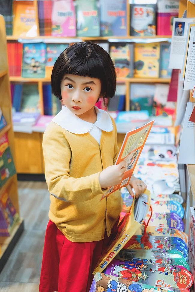 Bộ ảnh nhóc Maruko hồn nhiên, lí lắc xuất hiện ngay giữa Hà Nội khiến cộng đồng mạng ngả nghiêng - Ảnh 18.