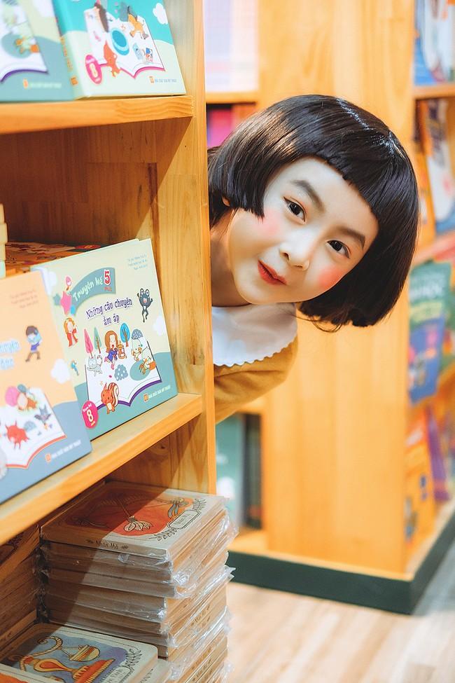 Bộ ảnh nhóc Maruko hồn nhiên, lí lắc xuất hiện ngay giữa Hà Nội khiến cộng đồng mạng ngả nghiêng - Ảnh 20.