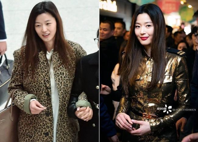 Mới giản dị như người thường ở sân bay, chỉ sau vài tiếng Jun Ji Hyun đã triệu hồi đẳng cấp nữ hoàng trứ danh như thế nào? - Ảnh 1.