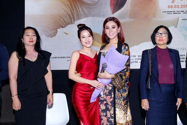 Lâm Khánh Chi trốn chồng đóng cảnh khỏa thân với trai đẹp kém tuổi - Ảnh 6.