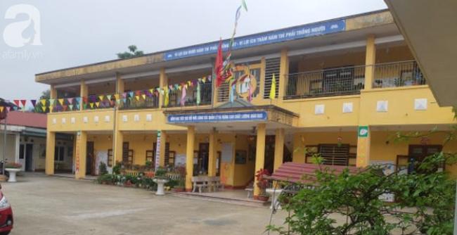 Vụ cô giáo nghi nhét chất bẩn vào vùng kín bé gái 5 tuổi ở Thái Nguyên: Hiệu trưởng phản bác, cô giáo im lặng chờ điều tra - Ảnh 1.