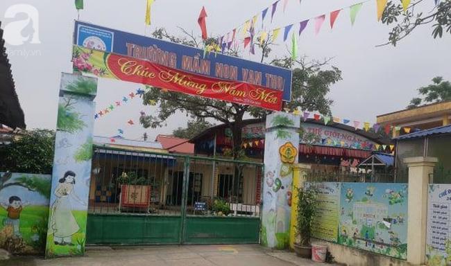 Vụ cô giáo nghi nhét chất bẩn vào vùng kín bé gái 5 tuổi ở Thái Nguyên: Hiệu trưởng phản bác, cô giáo im lặng chờ điều tra - Ảnh 10.
