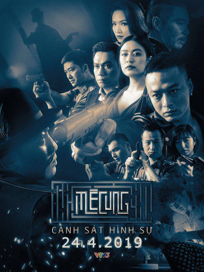 Hoàng Thùy Linh - Hồng Đăng - Việt Anh đóng bom tấn hình sự mà fan cứ ngỡ là Người phán xử phần 2  - Ảnh 1.