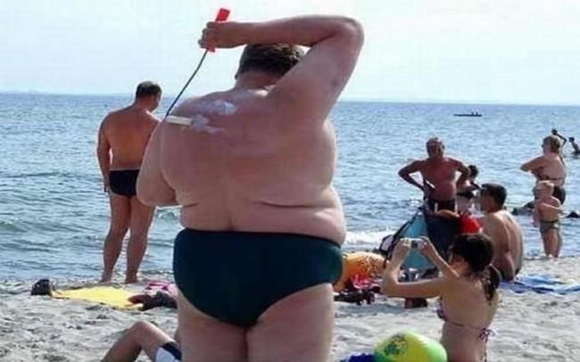 Những bức ảnh ấn tượng chỉ có thể bắt gặp ở bãi biển khiến ai nhìn thấy cũng phải cười sái quai hàm mới thôi - Ảnh 2.