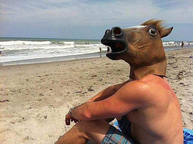 Những bức ảnh ấn tượng chỉ có thể bắt gặp ở bãi biển khiến ai nhìn thấy cũng phải cười sái quai hàm mới thôi - Ảnh 13.