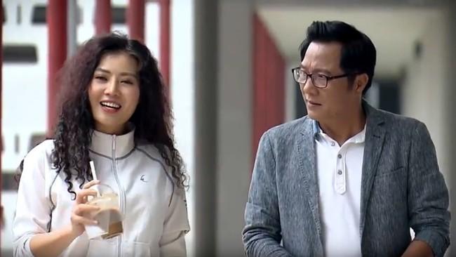 Nàng dâu order - phim Việt có cách biệt tuổi tác khủng nhất: Nữ chính hơn nam chính 8 tuổi, bố nam chính yêu người đáng tuổi con mình - Ảnh 5.