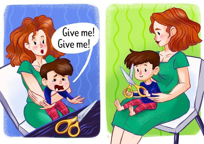7 mẹo hữu ích khi nuôi con các mẹ đều ước giá như mình biết sớm hơn - Ảnh 2.