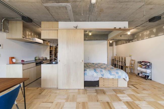 Cuộc sống trong những căn hộ nhỏ chưa được 46m² này dễ dàng hơn bạn tưởng! - Ảnh 1.