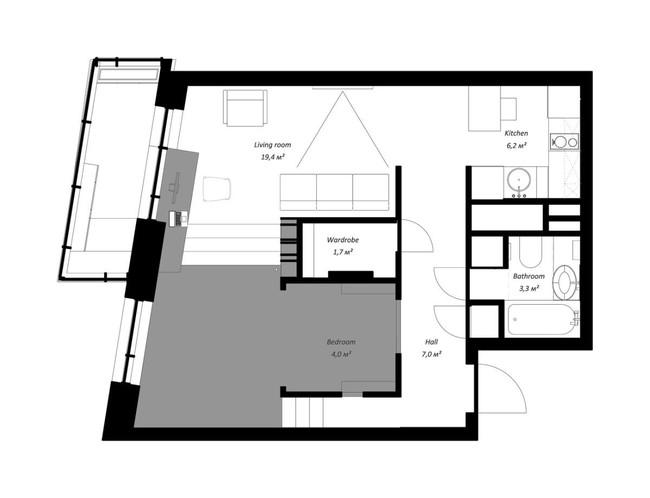 Cuộc sống trong những căn hộ nhỏ chưa được 46m² này dễ dàng hơn bạn tưởng! - Ảnh 8.