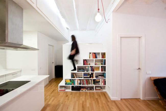 Cuộc sống trong những căn hộ nhỏ chưa được 46m² này dễ dàng hơn bạn tưởng! - Ảnh 9.