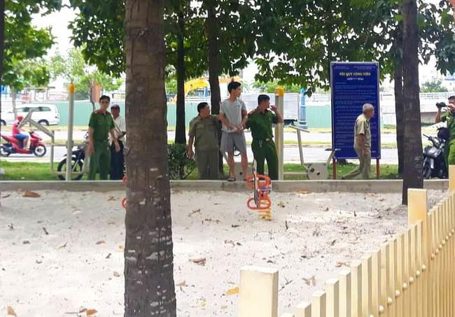 Lời khai của kẻ xâm hại 2 bé gái ở công viên: Do quen biết, chơi cầu tuột cùng nhau nên lên cơn thú tính - Ảnh 3.