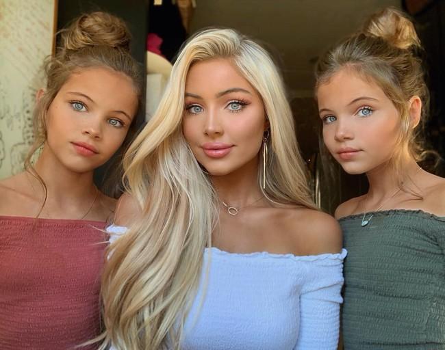 Thí sinh Hoa hậu Mỹ 2019 gây sốt với vẻ đẹp Barbie sống nhưng nhan sắc của dàn chị em ruột còn đáng chú ý hơn cả - Ảnh 13.