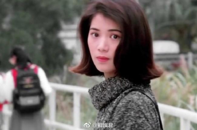 """Viên Vịnh Nghi thời thiếu nữ như tiên tử thế này, hỏi sao Trương Trí Lâm có nhiều """"vệ tinh"""" vây quanh, vẫn một mực chung thủy đến giờ - Ảnh 4."""