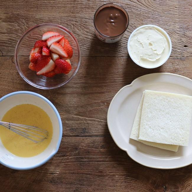 Bữa sáng cuối tuần sang chảnh với bánh mì phong cách Hàn Quốc ngon lạ - Ảnh 2.
