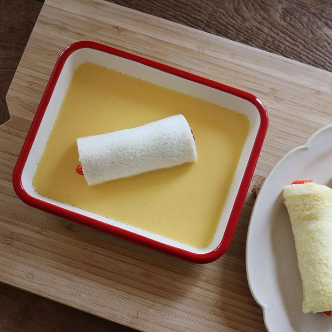 Bữa sáng cuối tuần sang chảnh với bánh mì phong cách Hàn Quốc ngon lạ - Ảnh 4.