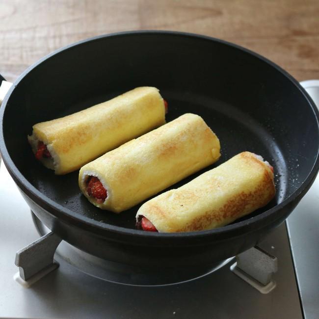 Bữa sáng cuối tuần sang chảnh với bánh mì phong cách Hàn Quốc ngon lạ - Ảnh 5.