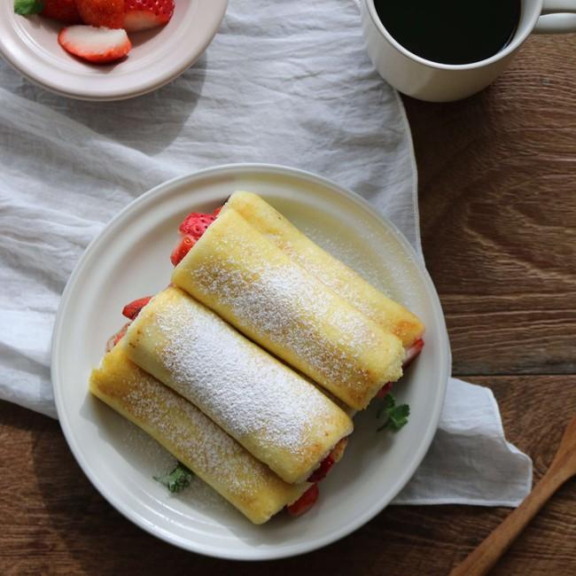 Bữa sáng cuối tuần sang chảnh với bánh mì phong cách Hàn Quốc ngon lạ - Ảnh 6.
