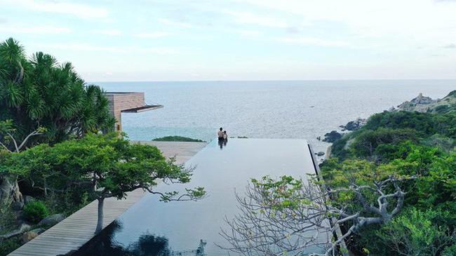 Hết khoe ảnh cưới, Đàm Thu Trang cùng Cường Đô La lại đưa nhau đi trốn cực lãng mạn ngày nghỉ lễ - Ảnh 1.