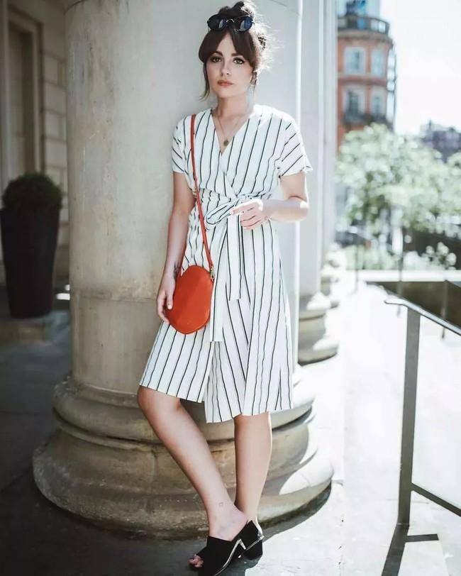 6 kiểu váy chị em nhất định phải sắm trong hè này, đặc biệt là với những nàng bánh bèo thực thụ - Ảnh 4.