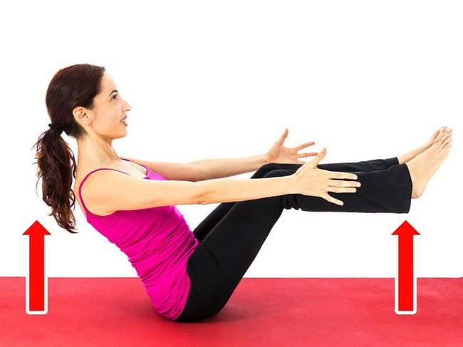 Bài tập 15 phút đánh bay mỡ bụng cho người quá bận, không thể tới phòng gym - Ảnh 5.