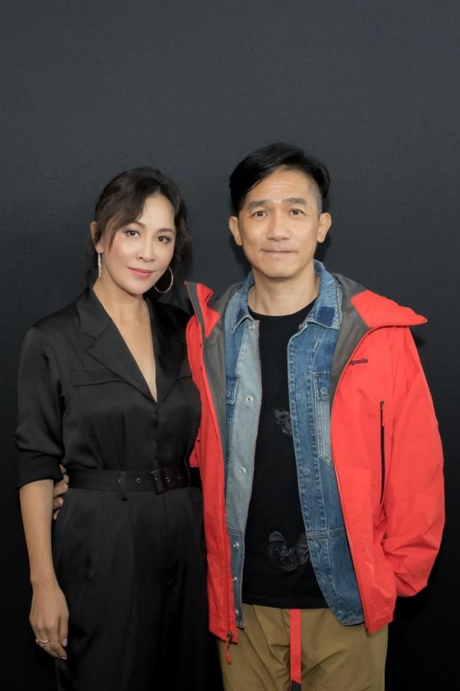 Ở tuổi 54, Trương Mạn Ngọc xuống sắc hơn nhiều so với tình địch Lưu Gia Linh - Ảnh 4.