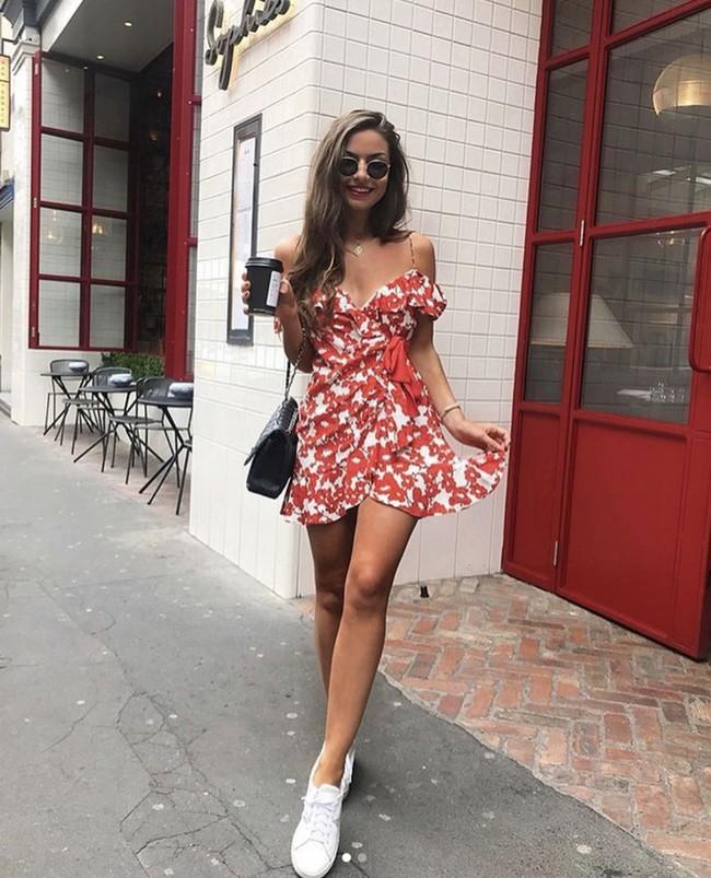 6 kiểu váy chị em nhất định phải sắm trong hè này, đặc biệt là với những nàng bánh bèo thực thụ - Ảnh 6.