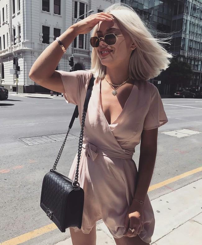 6 kiểu váy chị em nhất định phải sắm trong hè này, đặc biệt là với những nàng bánh bèo thực thụ - Ảnh 9.