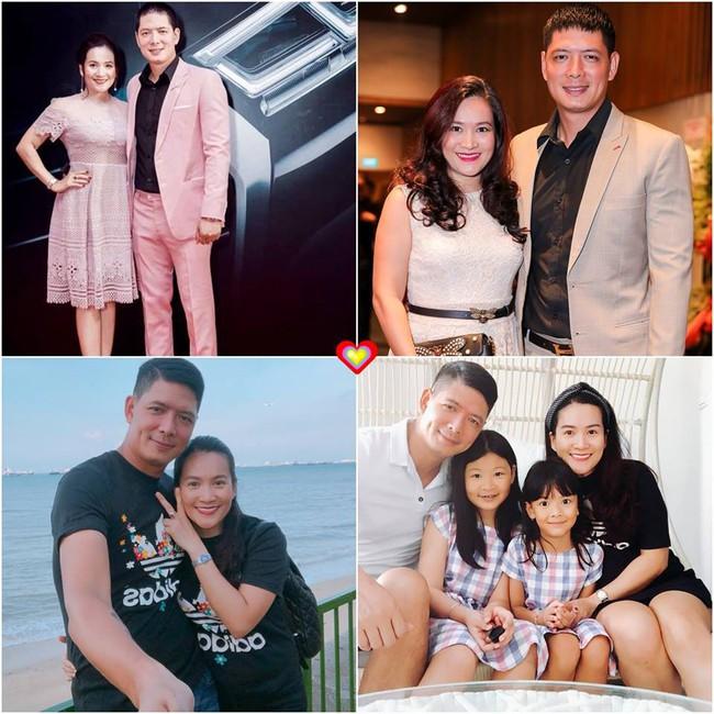 Bà xã diễn viên Bình Minh đăng ảnh kỉ niệm 11 năm ngày cưới, Trương Ngọc Ánh cũng xúc động gửi lời chúc mừng - Ảnh 2.