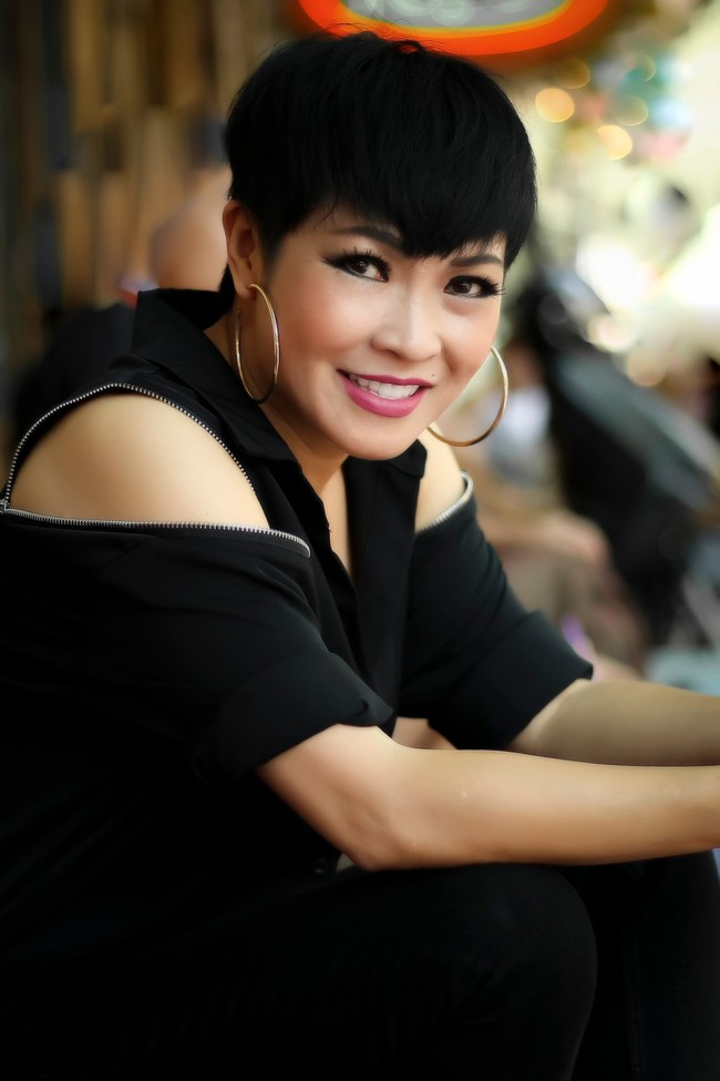 Vừa tiết lộ 14 năm làm mẹ đơn thân, Phương Thanh bất ngờ khoe giọng cao chót vót trong ca khúc mới - Ảnh 4.