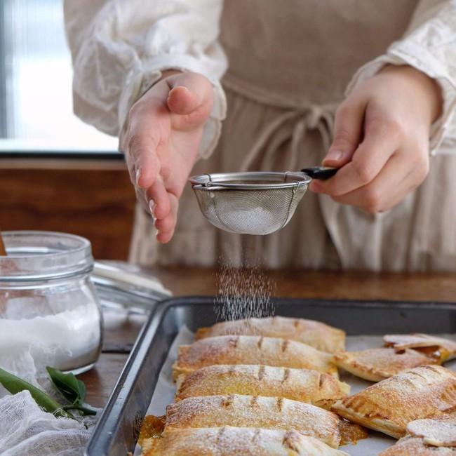 Làm bánh ngon đẹp như khách sạn 5* chỉ trong 15 phút cho bé ăn vặt cuối tuần - Ảnh 7.