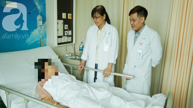 Người phụ nữ rong huyết nặng, phải cắt tử cung hoàn toàn vì căn bệnh 40% phụ nữ trong tuổi sinh sản mắc phải - Ảnh 3.