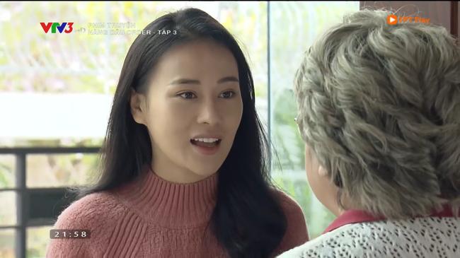 Nàng dâu order tập 3: Hồ ly tinh mang bầu con trai, thái độ của bà nội chồng Lan Phương khiến khán giả muốn tắt TV - Ảnh 1.