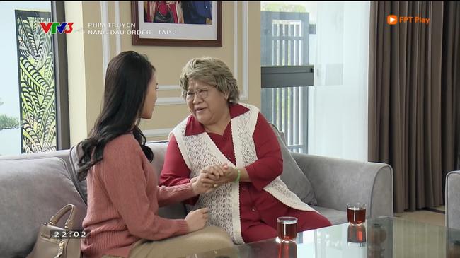 Nàng dâu order tập 3: Hồ ly tinh mang bầu con trai, thái độ của bà nội chồng Lan Phương khiến khán giả muốn tắt TV - Ảnh 5.