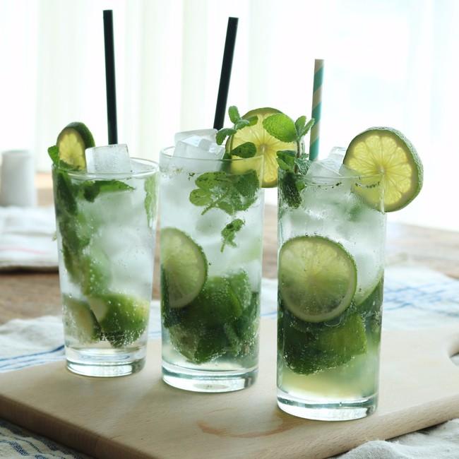 Trời nóng mà có nước chanh pha theo kiểu này thì uống một ngụm là như thấy thiên đường! - Ảnh 5.