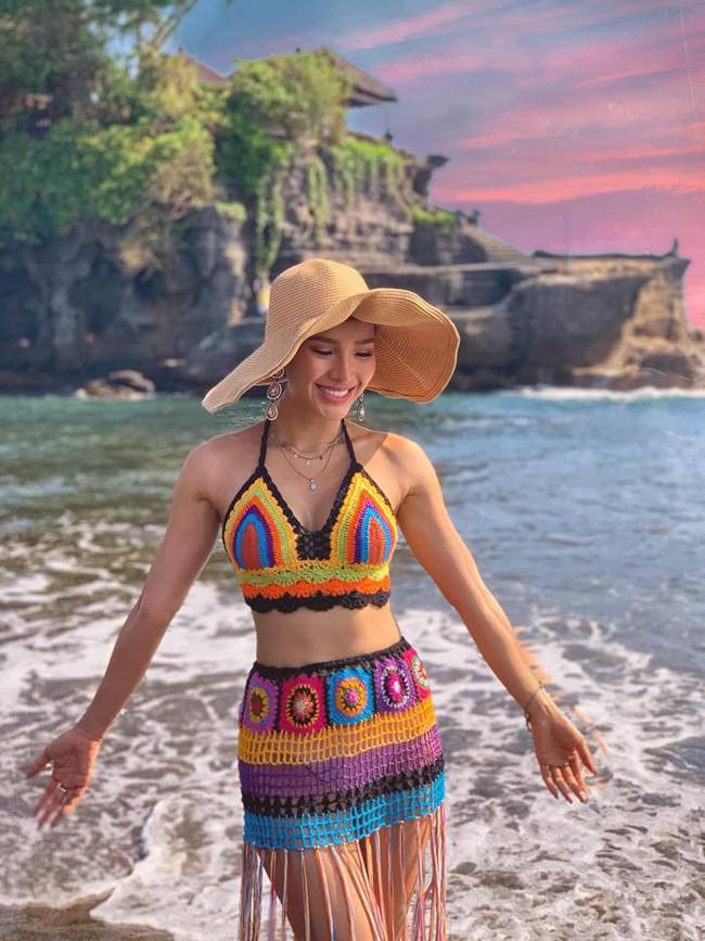 Phương Trinh Jolie gây sốt khi tập yoga dưới nước, hóa ra bí quyết giữ dáng của diễn viên xinh đẹp này rất đơn giản! - Ảnh 13.