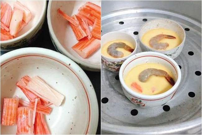 2 món trứng làm nhanh ăn ngon cho bữa tối thêm phong phú - Ảnh 2.