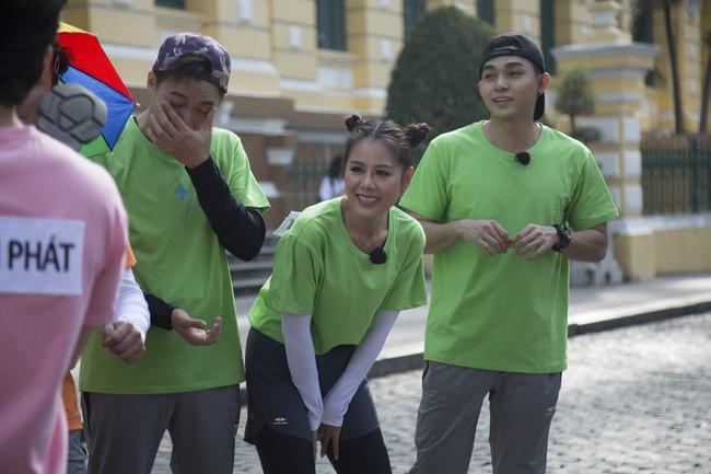 Nam Thư tiết lộ bí mật động trời: Vào Running Man bản Việt là vì thích 1 người đội Trấn Thành  - Ảnh 2.