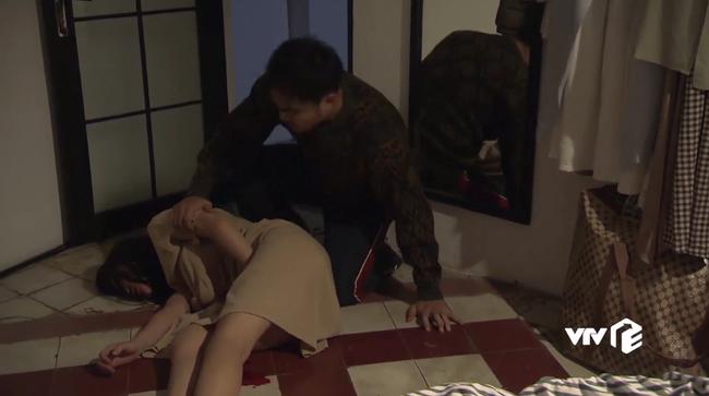 Về nhà đi con tập 6: Ám ảnh với ánh mắt uất nghẹn của Thu Quỳnh sau khi bị chồng làm sảy thai - Ảnh 9.