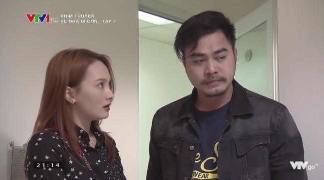 Về nhà đi con tập 7: Chồng Thu Quỳnh bị em vợ sỉ nhục, ném tiền vào mặt vẫn lì lợm đi xin bố vợ - Ảnh 4.