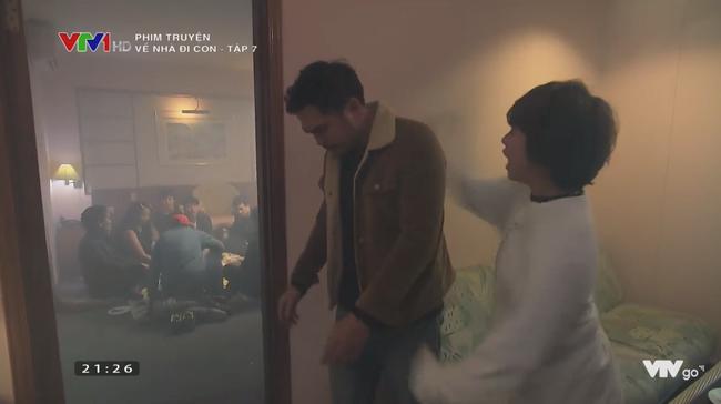 Về nhà đi con tập 7: Chồng Thu Quỳnh bị em vợ sỉ nhục, ném tiền vào mặt vẫn lì lợm đi xin bố vợ - Ảnh 10.