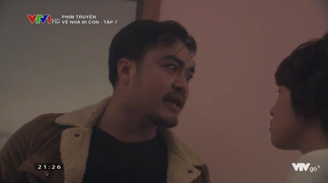 Về nhà đi con tập 7: Chồng Thu Quỳnh bị em vợ sỉ nhục, ném tiền vào mặt vẫn lì lợm đi xin bố vợ - Ảnh 8.
