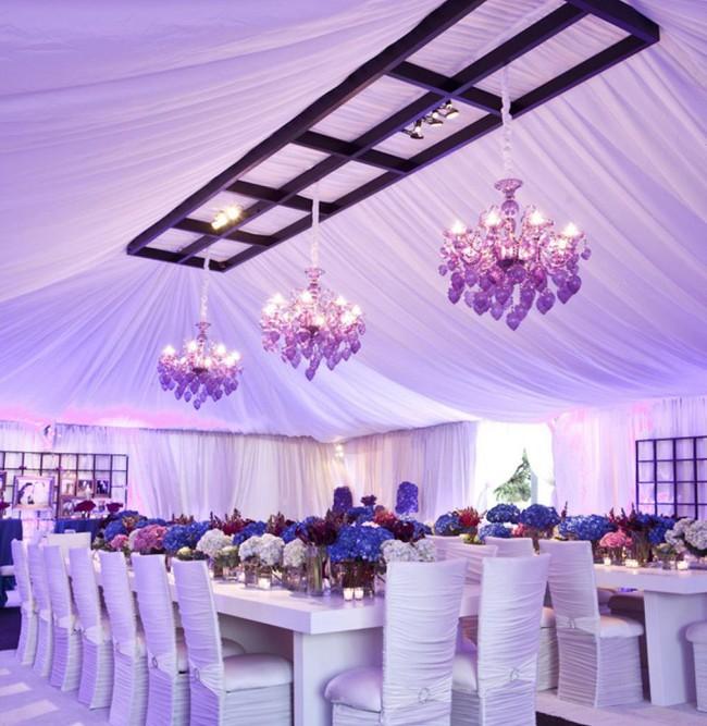 Gợi ý trang trí nhà đám cưới theo tông màu  - Ảnh 4.