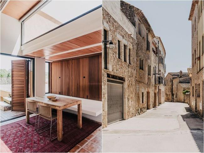 Căn hộ tầng 1 trong khu tập thể cũ được cải tạo lại đẹp ngất người - Ảnh 1.