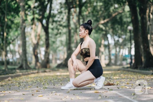 Cô gái 9x lọt vào chung kết cuộc thi Fitness Model 2019 chia sẻ bí quyết giảm nhanh 7kg trong 2 tháng siêu ấn tượng - Ảnh 9.