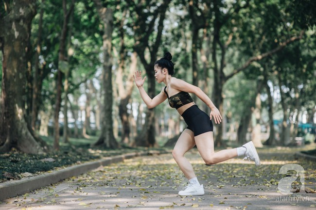 Cô gái 9x lọt vào chung kết cuộc thi Fitness Model 2019 chia sẻ bí quyết giảm nhanh 7kg trong 2 tháng siêu ấn tượng - Ảnh 20.