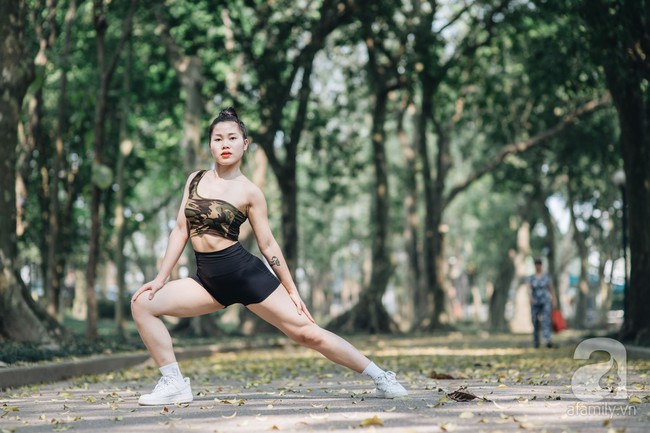 Cô gái 9x lọt vào chung kết cuộc thi Fitness Model 2019 chia sẻ bí quyết giảm nhanh 7kg trong 2 tháng siêu ấn tượng - Ảnh 13.