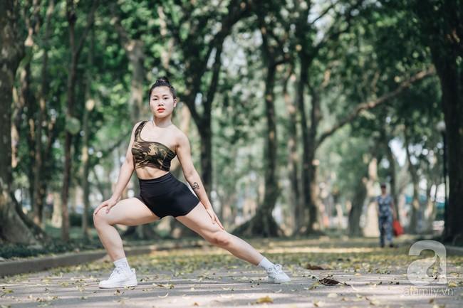Cô gái 9x lọt vào chung kết cuộc thi Fitness Model 2019 chia sẻ bí quyết giảm nhanh 7kg trong 2 tháng siêu ấn tượng - Ảnh 22.